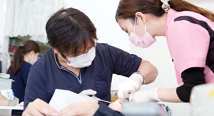 予防歯科治療